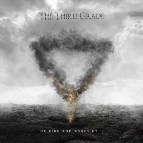 "The Third Grade - ""Of Fire and Ashes Pt.1"" CD"