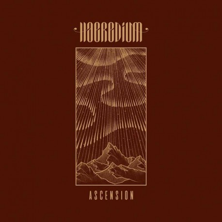 "Haeredium - ""Ascension"" CD (Preorder)"