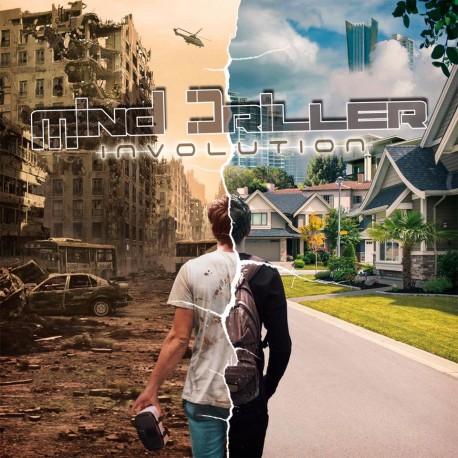 "Mind Driller - ""Involution"" CD (Preorder)"