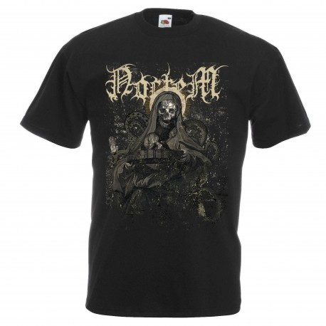 "Noctem t-shirt ""The Black Consecration"" edition (Black)"
