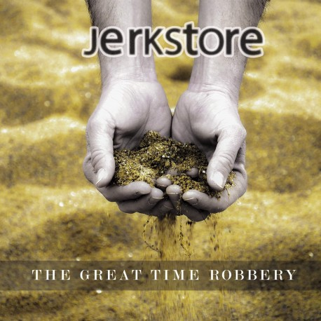 "Jerkstore - ""The Great Time Robbery"" CD"