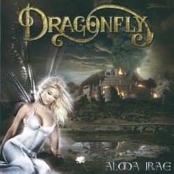 "Dragonfly - ""Alma Irae"" CD"