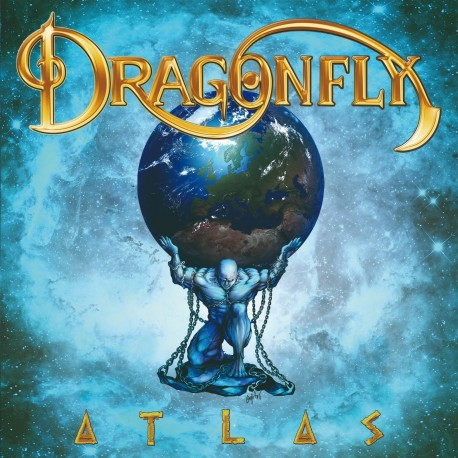 "Dragonfly - ""Atlas"" CD"
