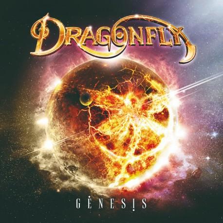 "Dragonfly - ""Genesis"" CD"