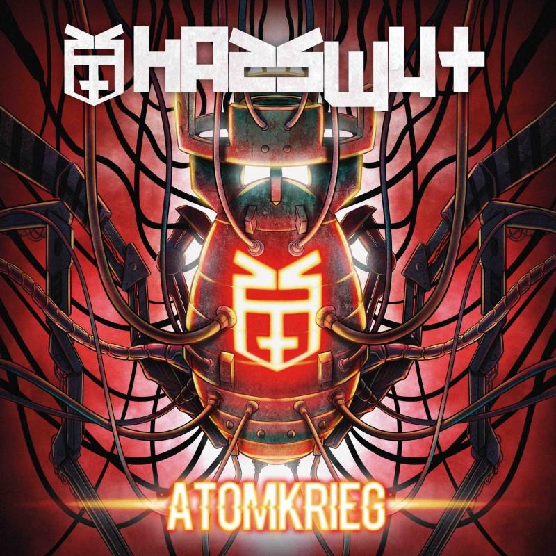 "Hasswut - ""Atomkrieg"" CD"