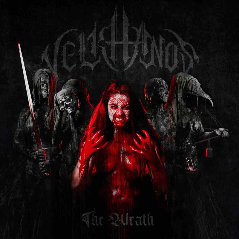 "Velkhanos - ""The Wrath"" CD"