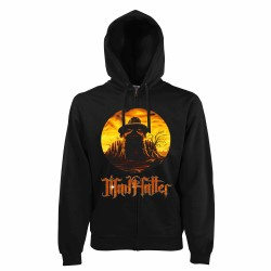 Mad Hatter Zip-up Hoodie -...