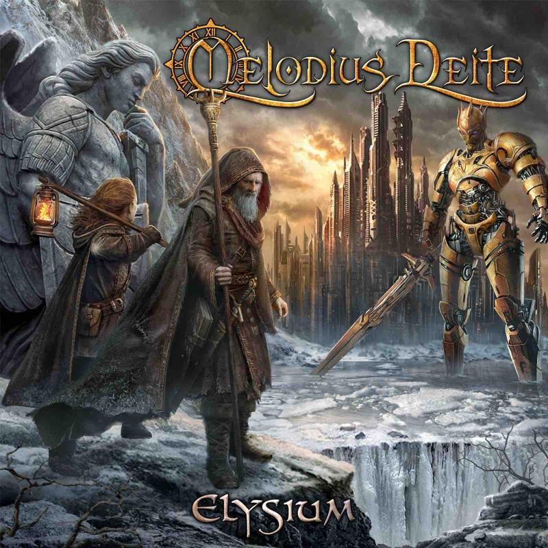 """Melodius Deite - """"Elysium"""" (CD)"""