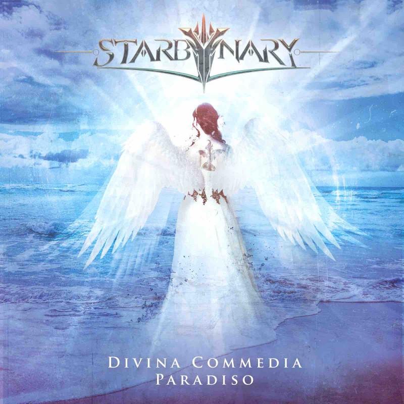 """Starbynary - """"Divina Commedia: Paradiso"""" CD"""