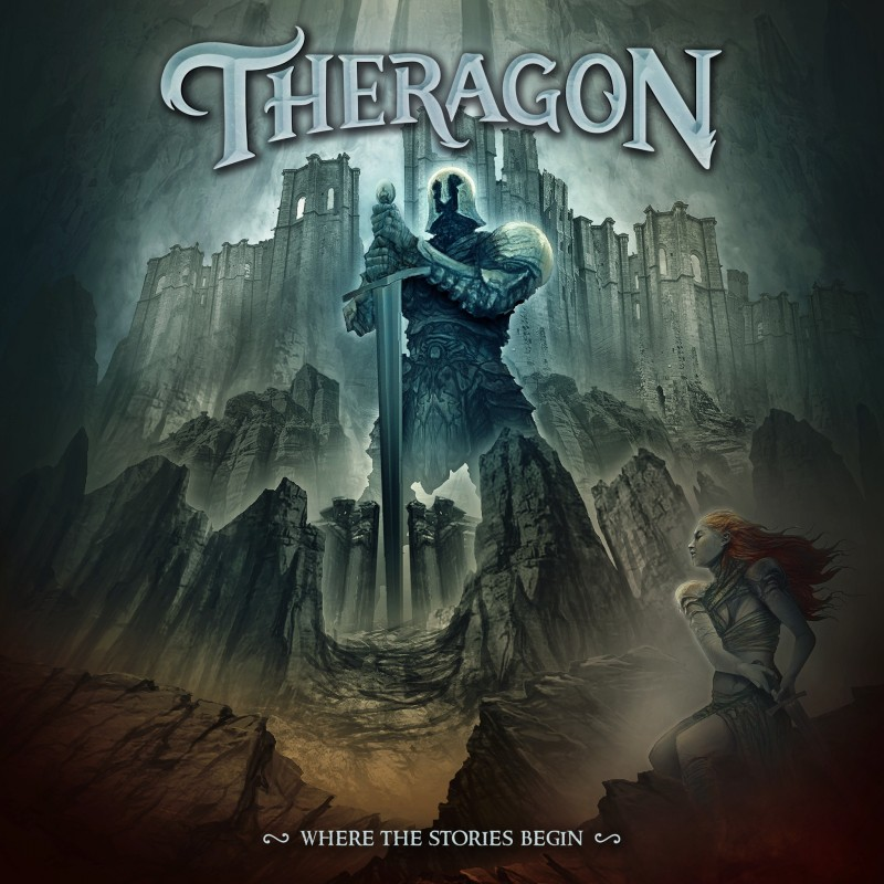 "Theragon - ""Where the Stories Begin"" CD"