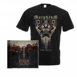 "Morphium - ""The Fall"" CD +..."