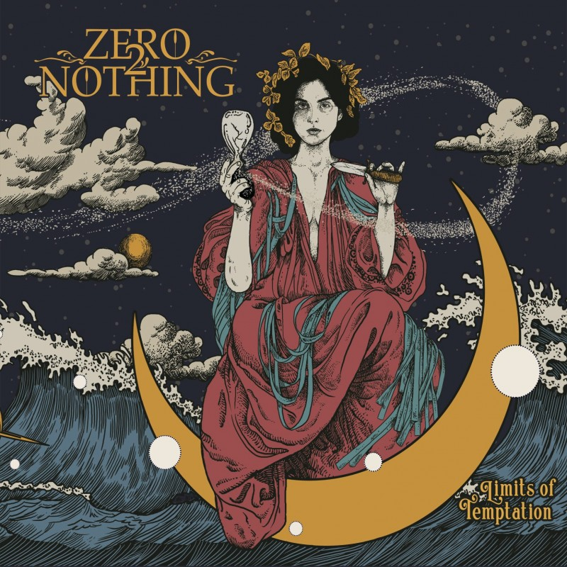 "Zero 2 Nothing - ""Limits of Temptation"" (CD)"