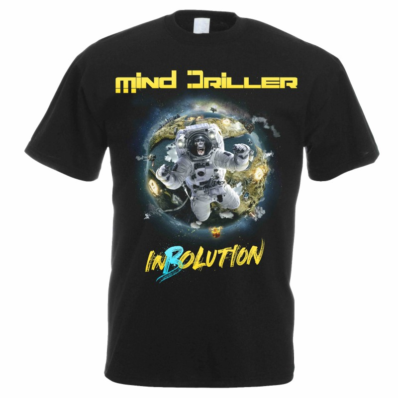 "Mind Driller - Camiseta ""InBolution"""