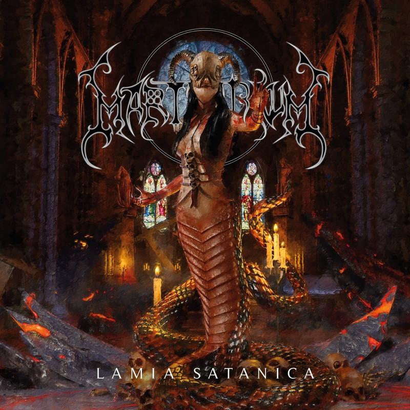 """Martyrium - """"Lamia Satanica"""" CD"""