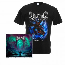 "Havamal - ""The Shadow Chapter""  Pack de Preventa CD + Camiseta"
