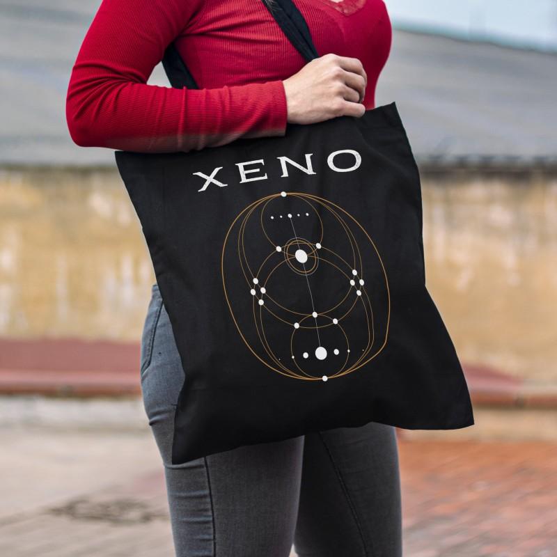 "Xeno ""Dusk"" Tote Bag"