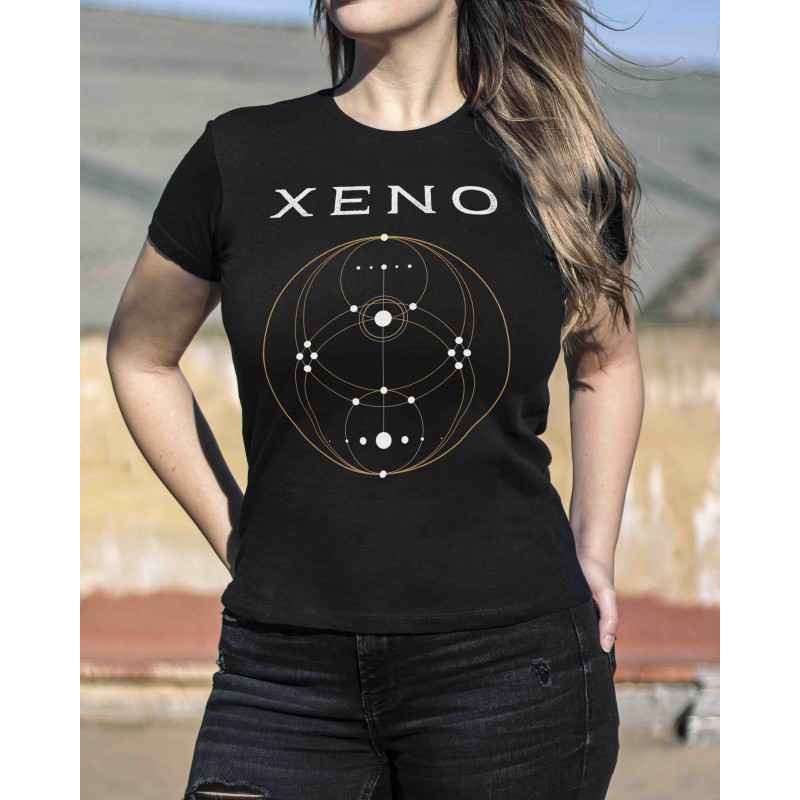 """Xeno """"Dusk"""" Girlie T-Shirt"""