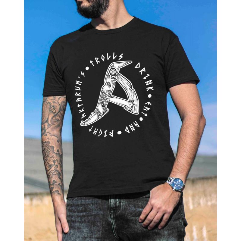 """Aktarum """"Coat of Arms"""" T-Shirt"""