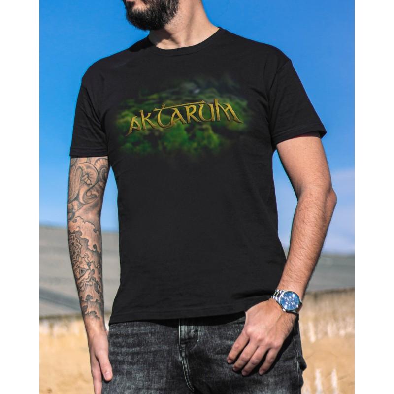 """Camiseta Aktarum """"Golden..."""