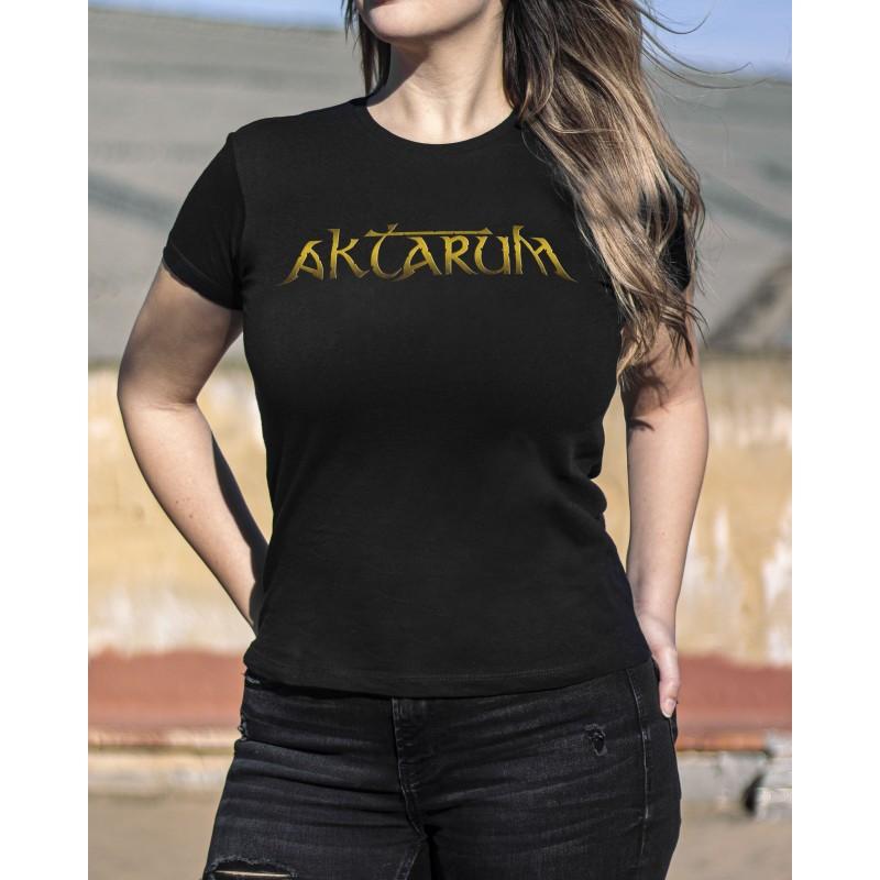 """Aktarum """"Golden Logo""""..."""