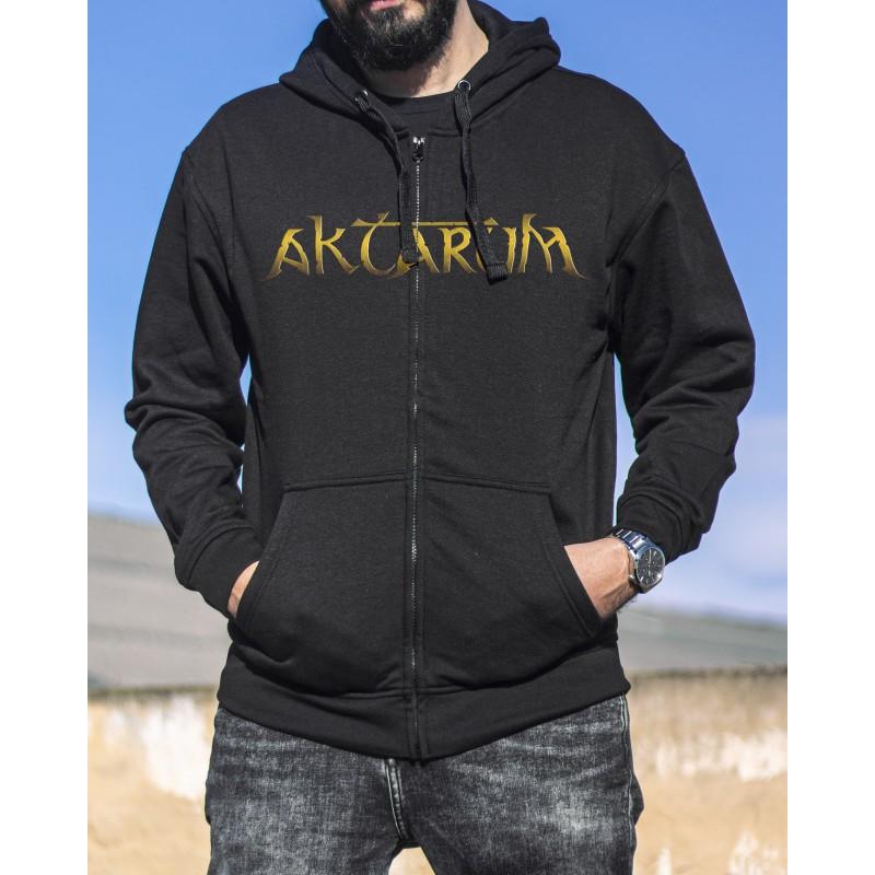"Aktarum ""Golden Logo"" Hoodie"