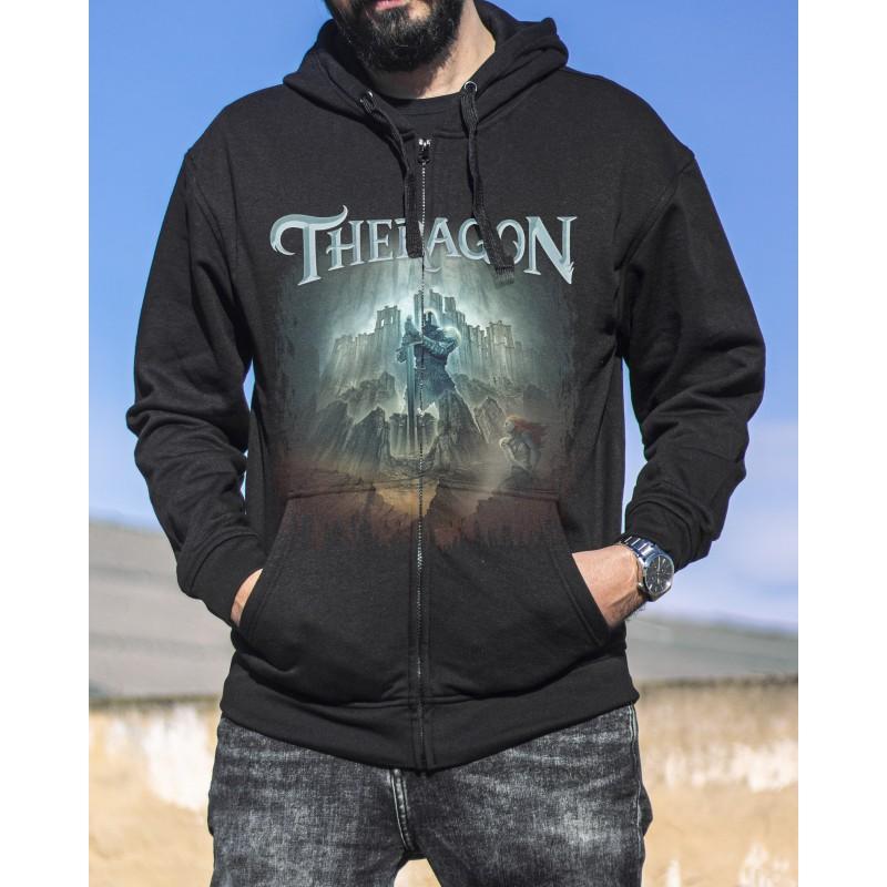"""Sudadera Theragon """"Where..."""