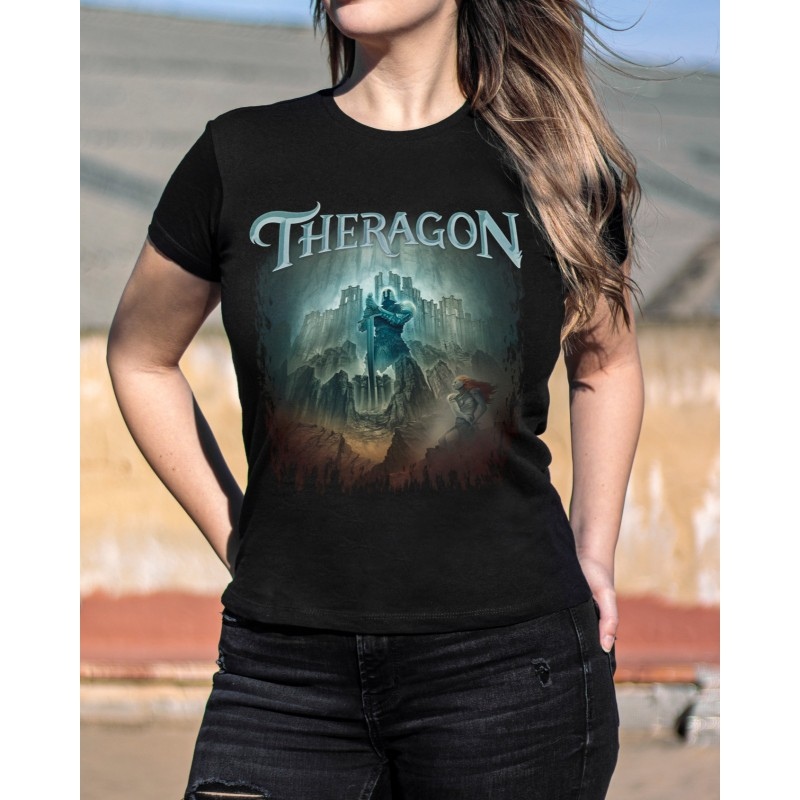 Camiseta Girlie Theragon...