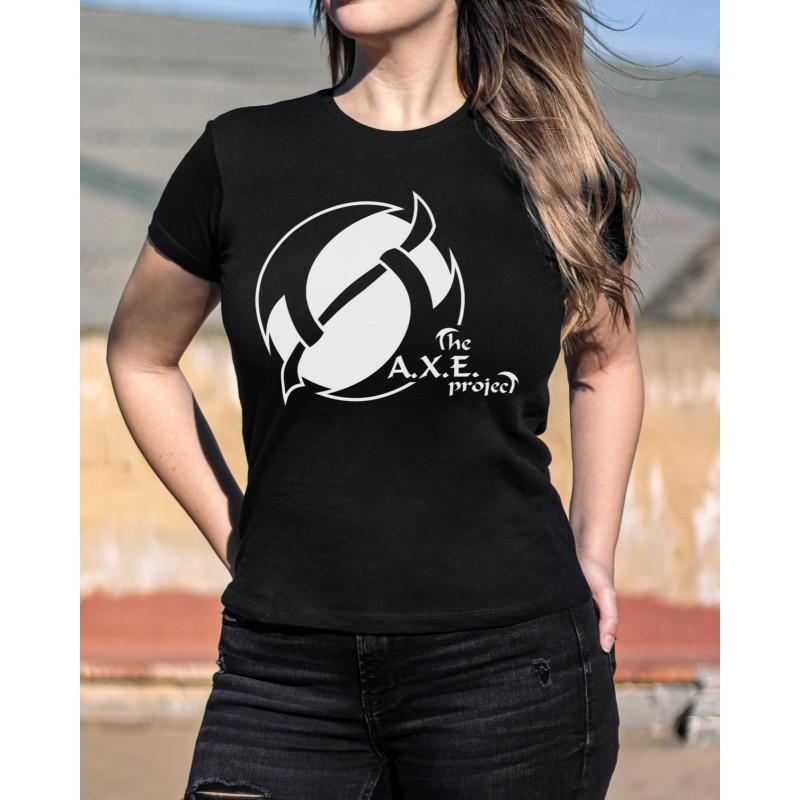 Camiseta Girlie The A.X.E...