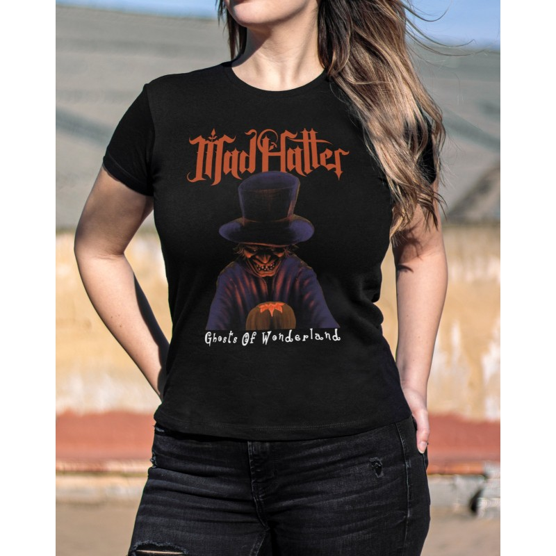 Camiseta Girlie Mad Hatter...