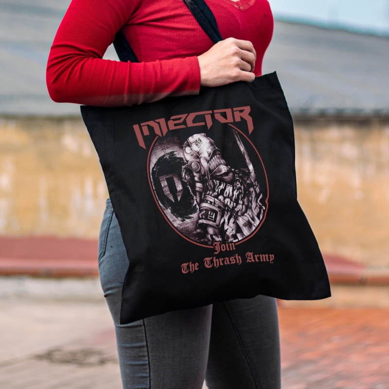 """Injector """"Army"""" Tote Bag"""