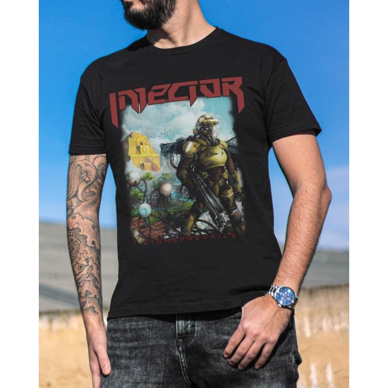 """Camiseta Injector """"Stone..."""