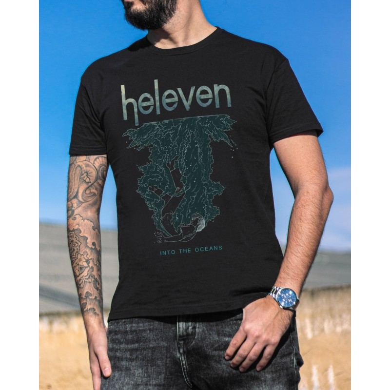 """Heleven """"Wave"""" T-Shirt"""