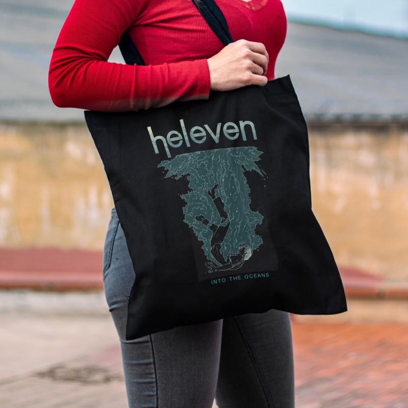 "Heleven ""Wave"" Tote Bag"