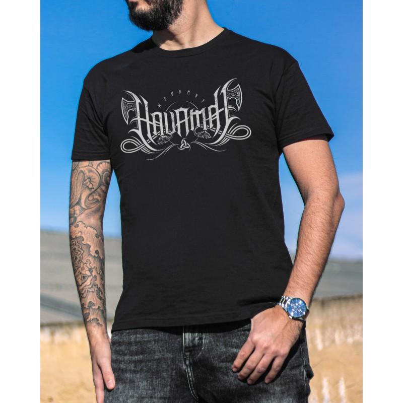 """Havamal """"Logo"""" T-Shirt"""
