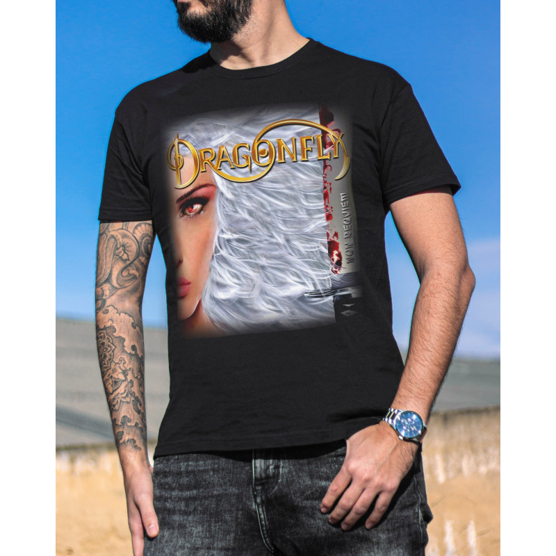 """Camiseta Dragonfly """"Non..."""