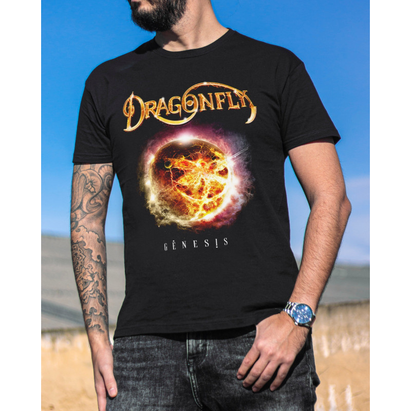 "Dragonfly ""Genesis"" T-Shirt"