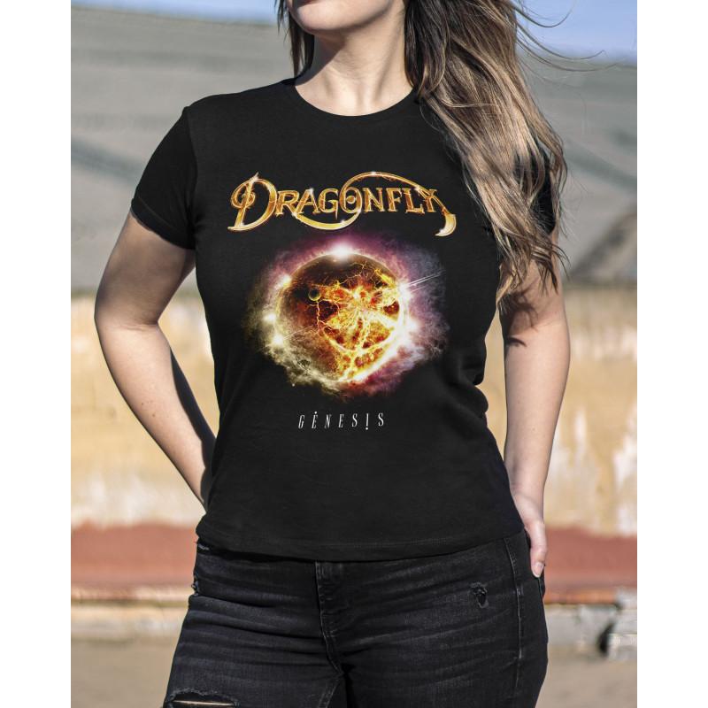 Camiseta Girlie Dragonfly...