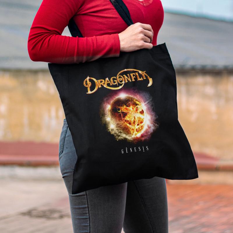 """Dragonfly """"Genesis"""" Tote Bag"""