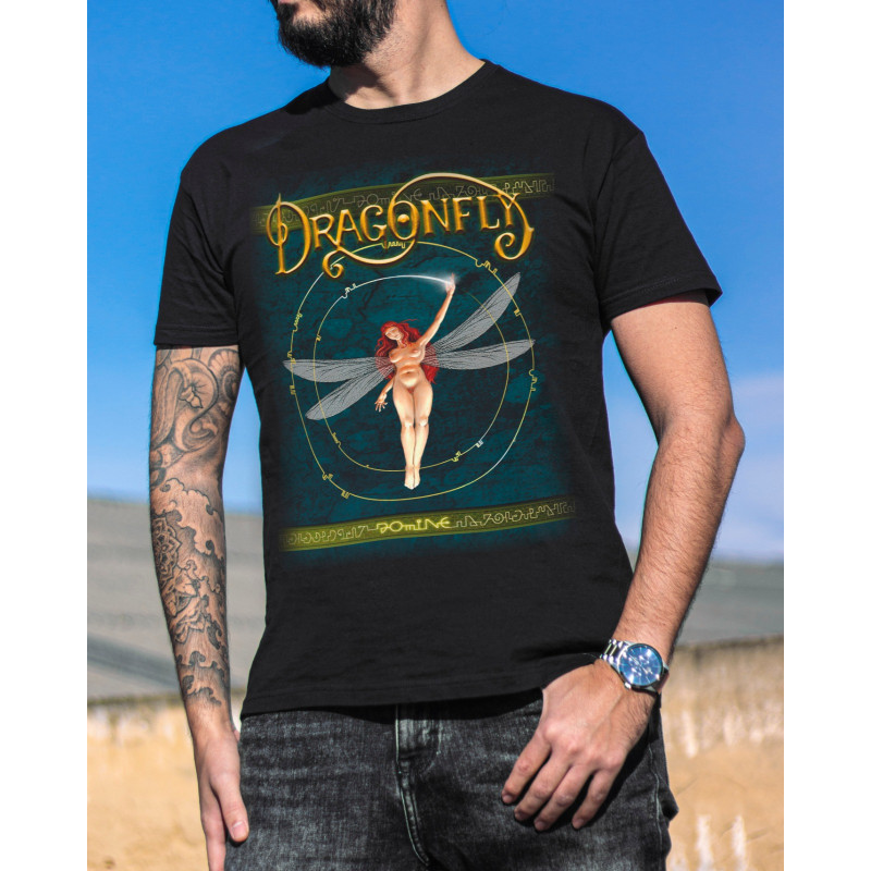 "Camiseta Dragonfly ""Domine"""