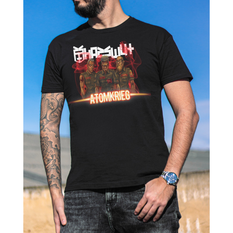 "Hasswut ""Atomkrieg"" T-Shirt"
