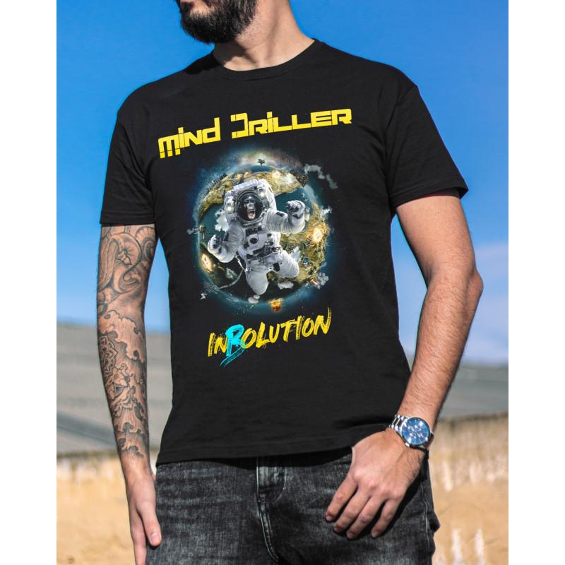 Camiseta Mind Driller...