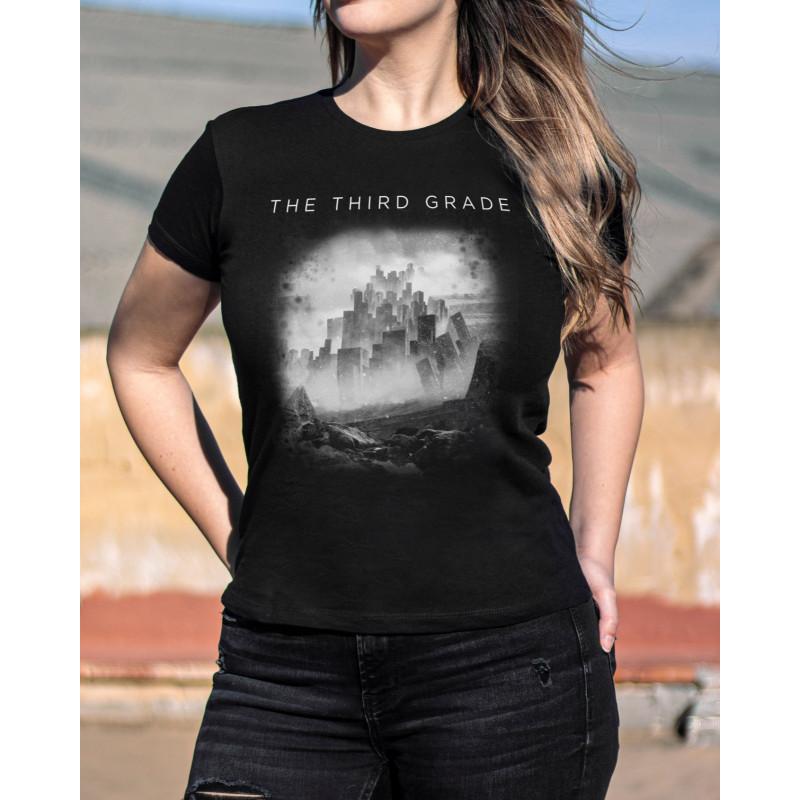 Camiseta Girlie The Third...