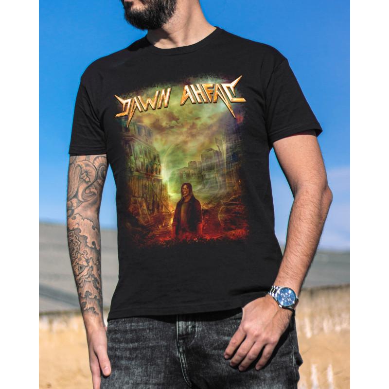 """Dawn Ahead """"EP"""" T-Shirt"""