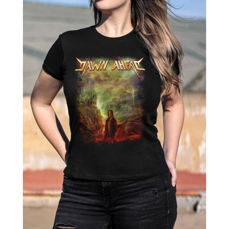Camiseta Girlie Dawn Ahead...