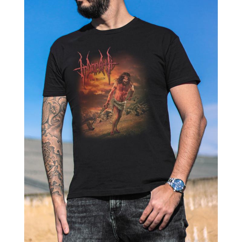 """Camiseta Irdorath """"I Am Risen"""""""