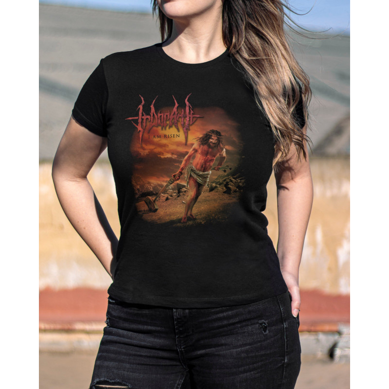 "Camiseta Girlie Irdorath ""I..."