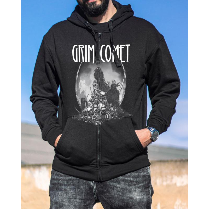 """Sudadera Grim Comet """"Crows"""""""