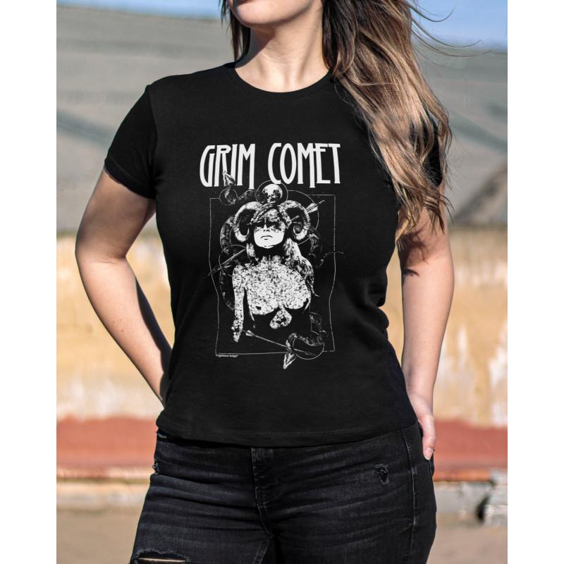 """Grim Comet """"Figure"""" Girlie..."""