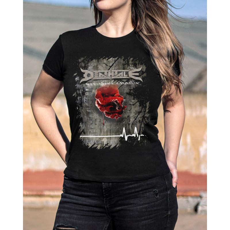 Camiseta Girlie Deathtale...