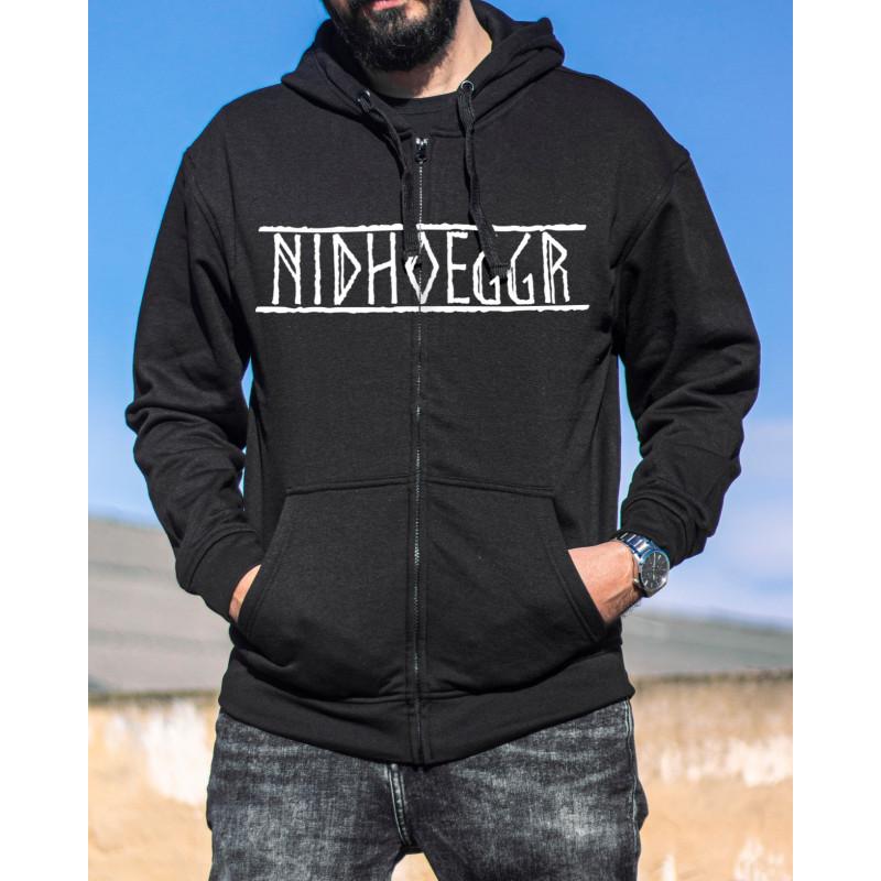 """Sudadera Nidhoeggr """"Logo"""""""